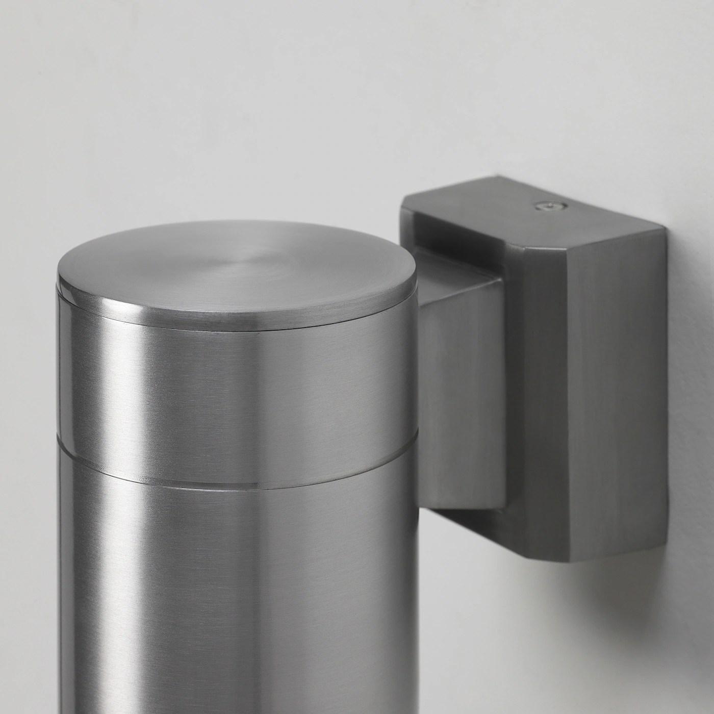 Allarp Applique Exterieur Couleur Aluminium Commandez Aujourd Hui Ikea