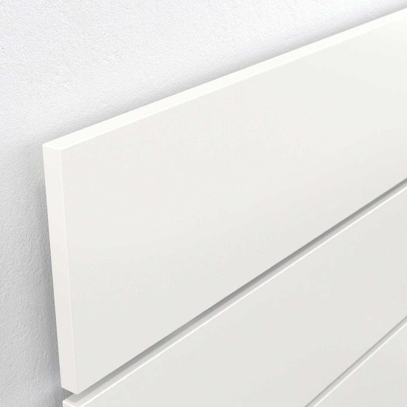 Nordli Tete De Lit Blanc 180 193 Cm Ikea