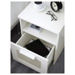 Brimnes Nightstand White 153 8x161 8 39x41 Cm Ikea