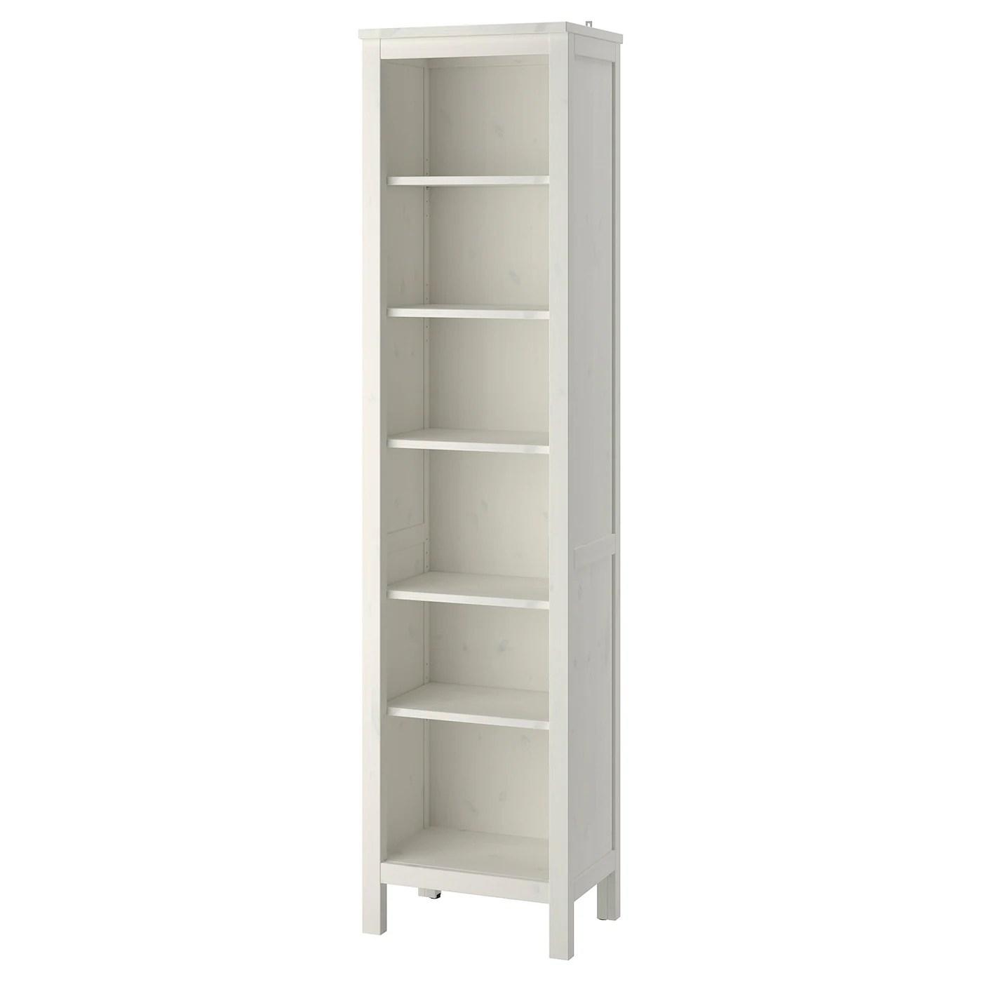 Hemnes Bookcase White Stain