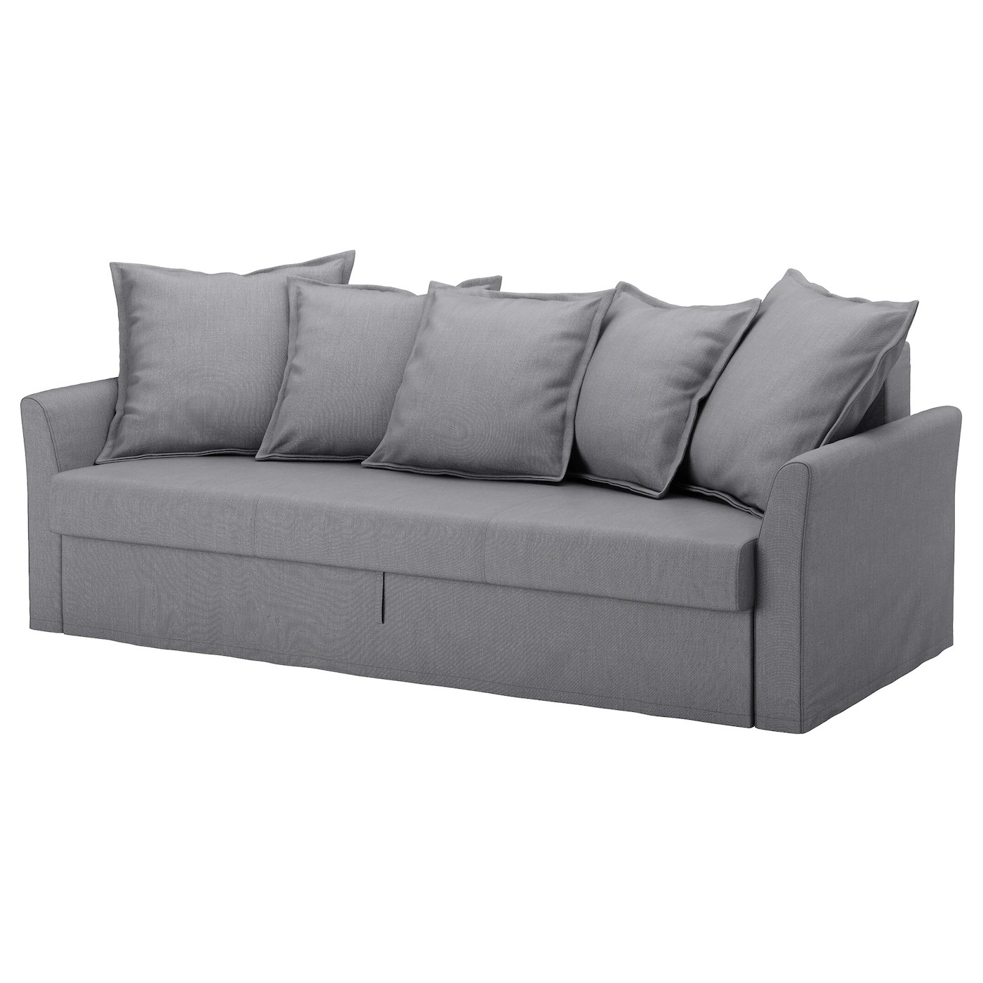 holmsund sofa bed nordvalla medium gray