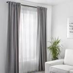 Lill Lace Curtains 1 Pair White 110x98 280x250 Cm Ikea