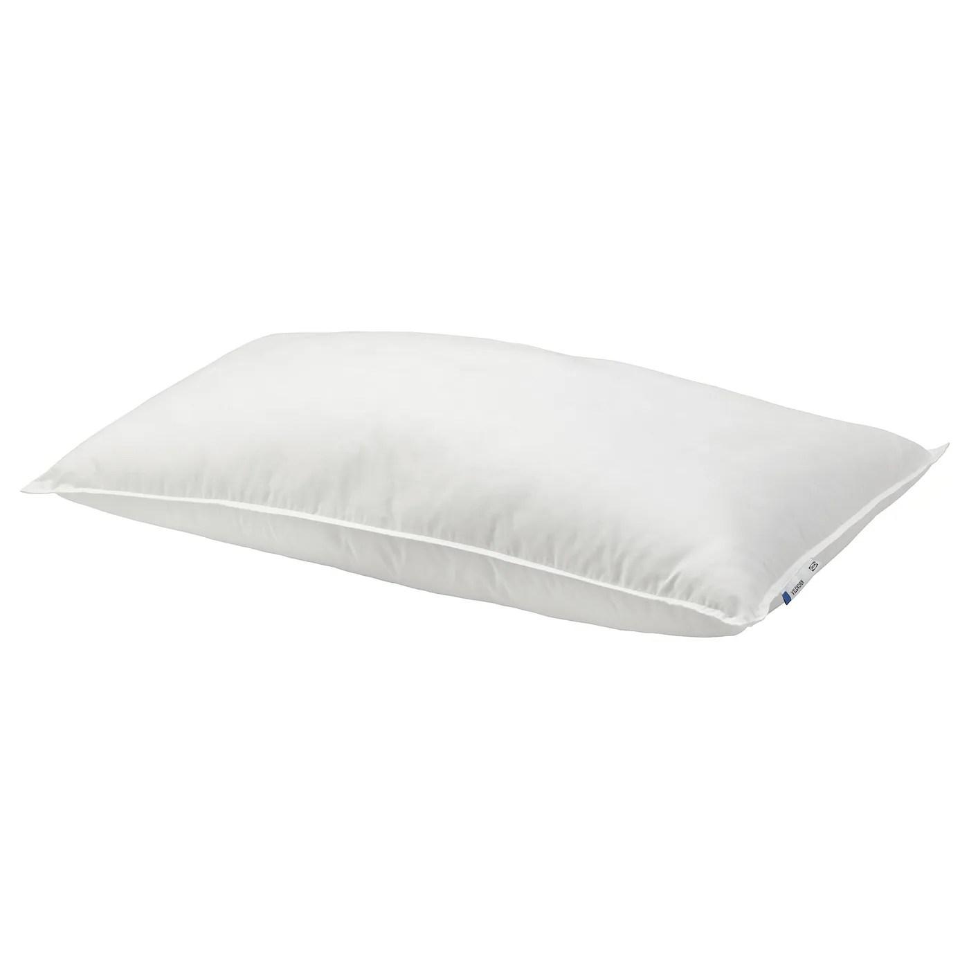 feather pillows ikea