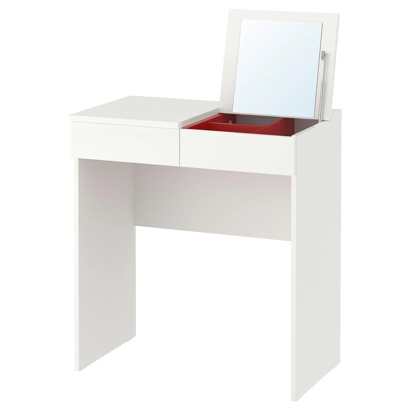 Brimnes Coiffeuse Blanc 70x42cm Ikea Canada Ikea