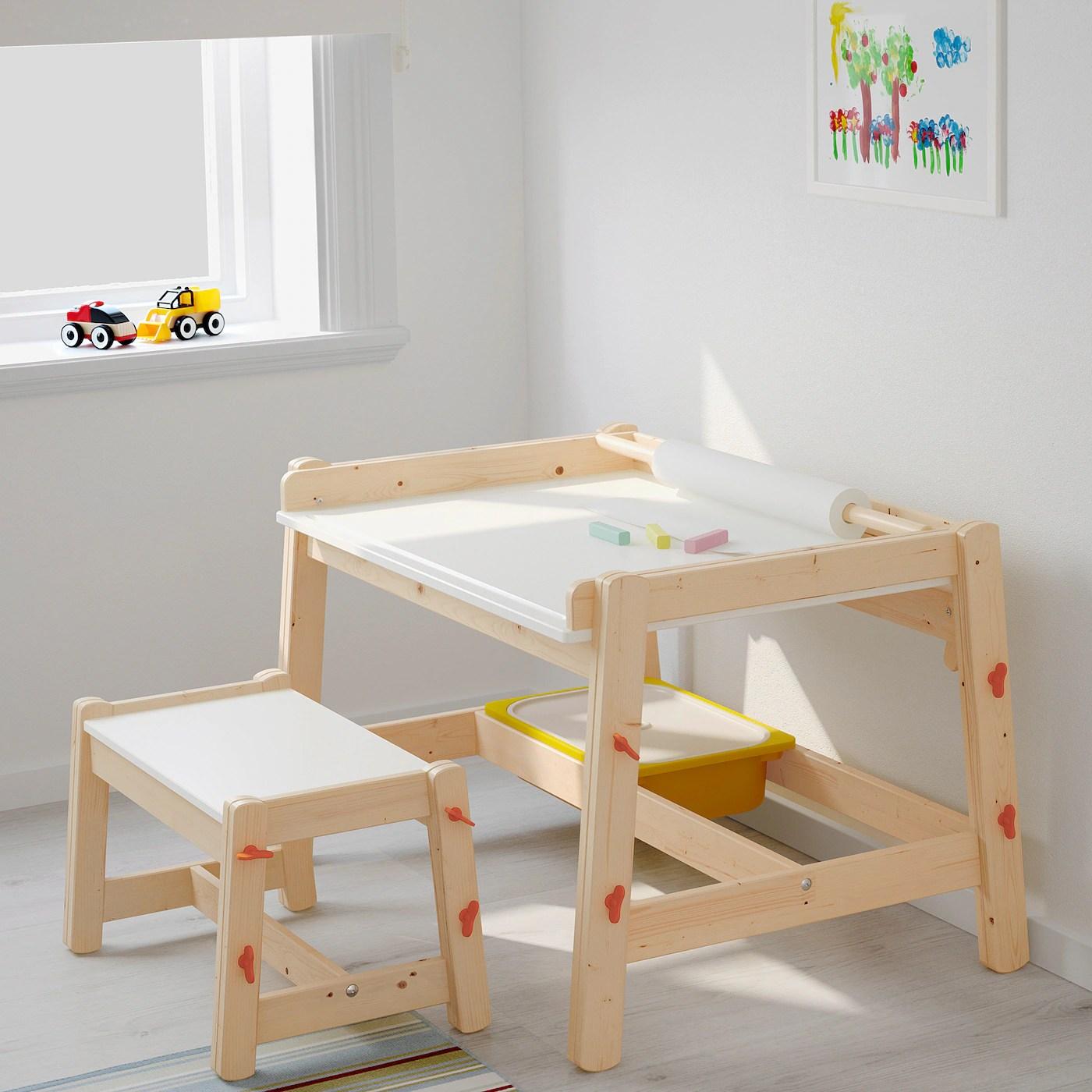 flisat bureau pour enfant reglable