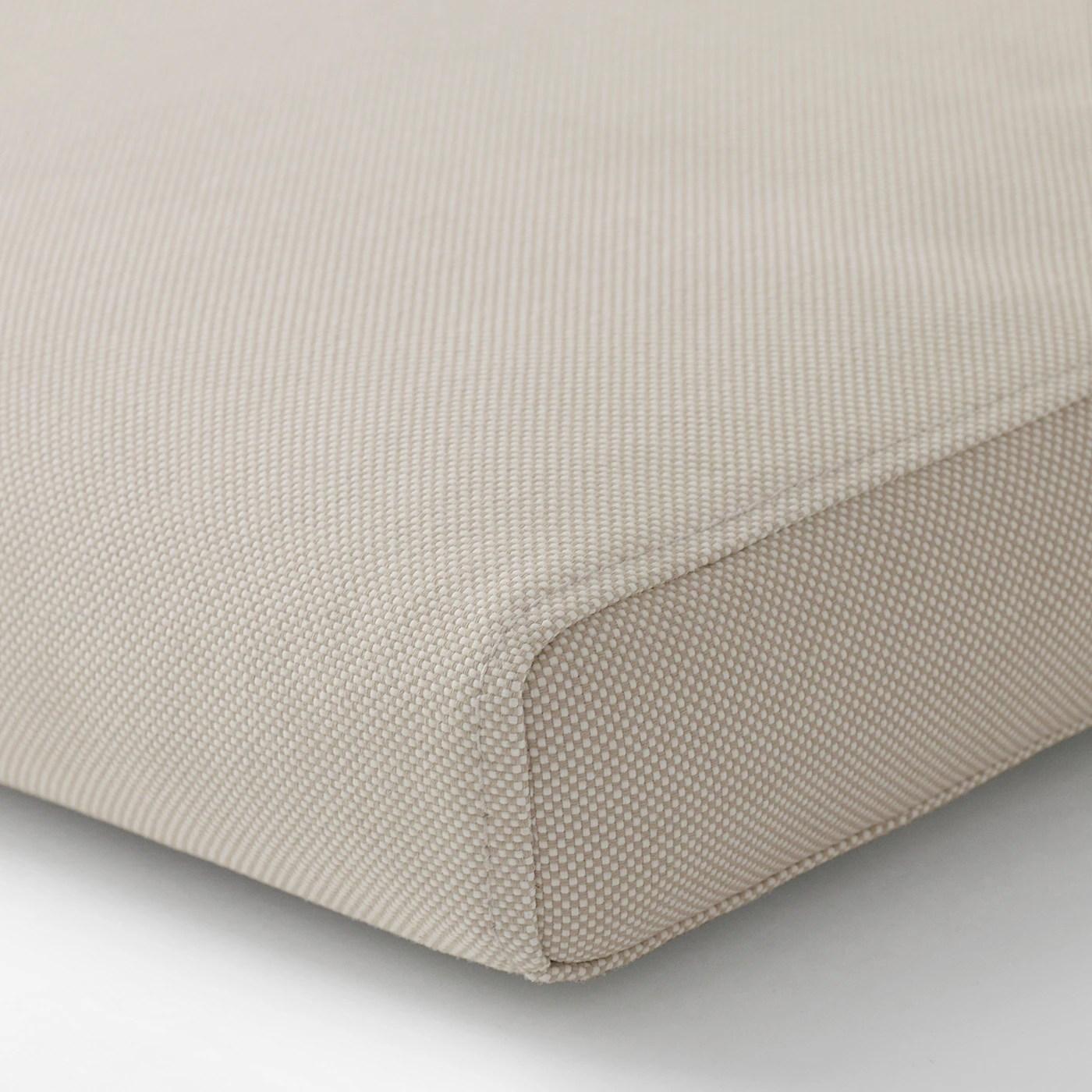 froson housse pour coussin de chaise exterieur beige 17 3 8x17 3 8 44x44 cm