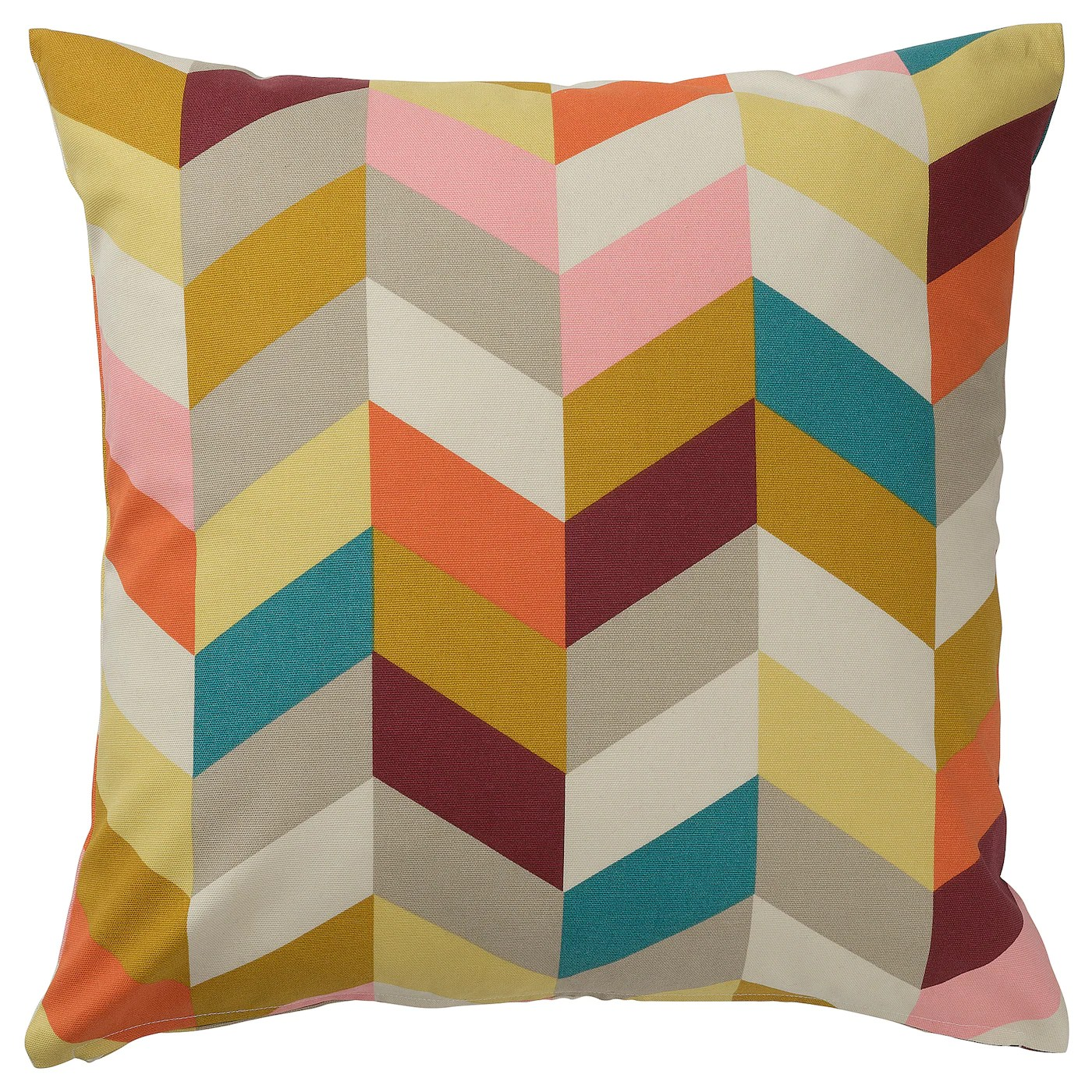 Hannelise Coussin Multicolore 20x20 50x50 Cm Ikea