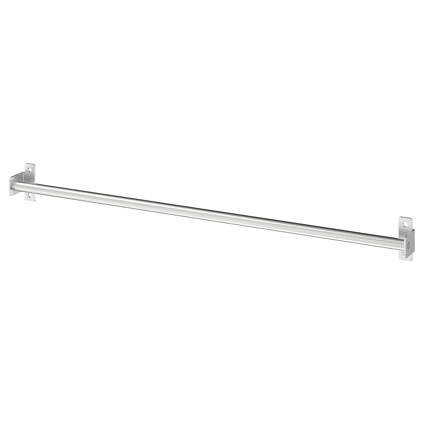 kungsfors barre support acier inox 22 56 cm