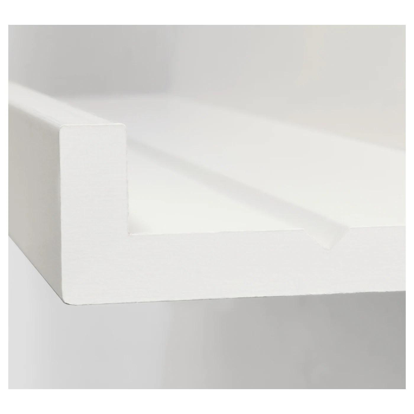 Mosslanda Cimaise Blanc 451 4 115 Cm Ikea