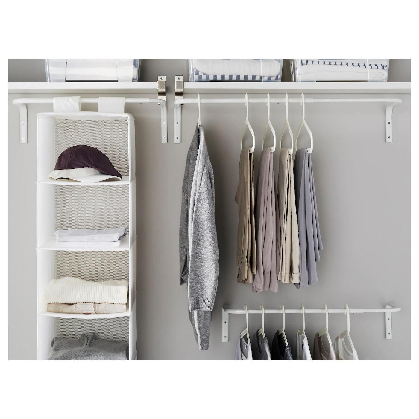 Mulig Tringle A Vetements Blanc Site Web Officiel Ikea
