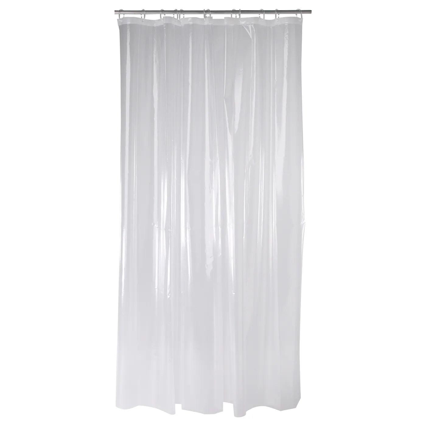 nackten rideau de douche transparent 71x71 180x180 cm