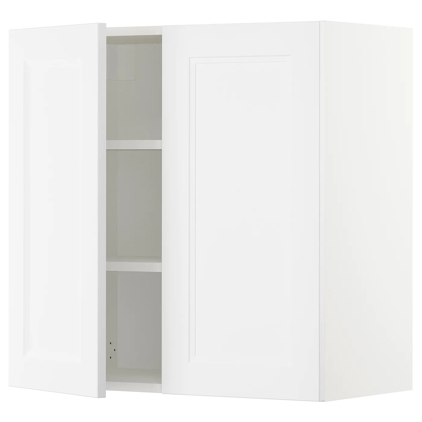 Sektion Armoire Murale 2 Portes Blanc Axstad Blanc Mat 30x15x30 Ca Fr Ikea