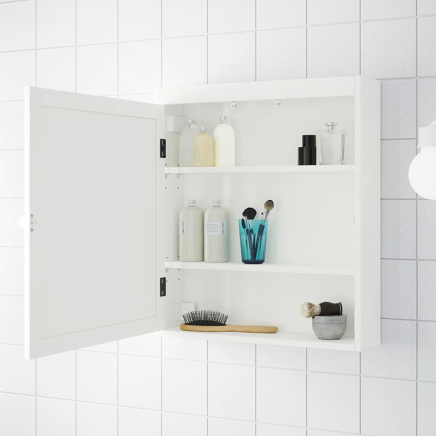 Silveran Armoire A Pharmacie Blanc 60x14x68cm Ikea Canada Ikea