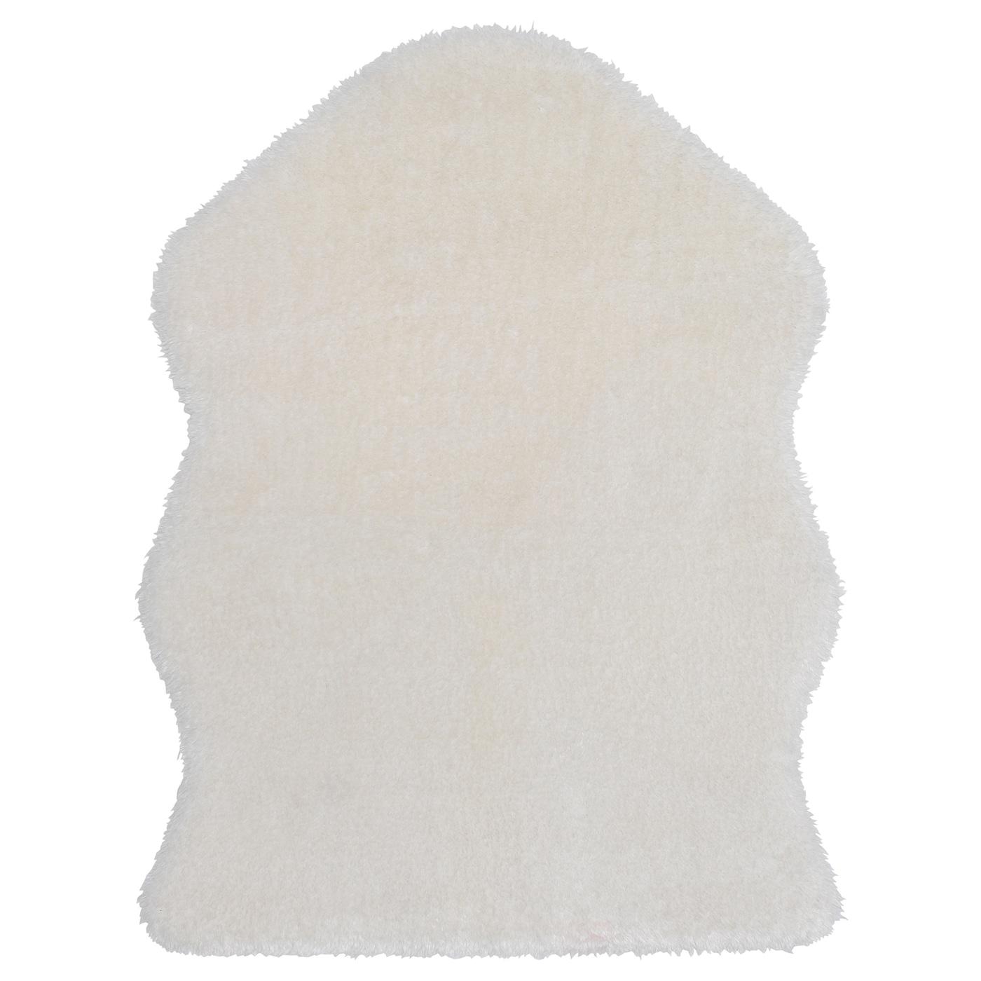 toftlund tapis blanc 2 11 x4 11 90x150 cm