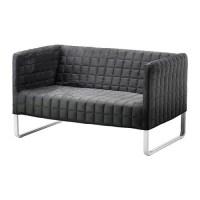 KNOPPARP 2er Sofa   grau   IKEA