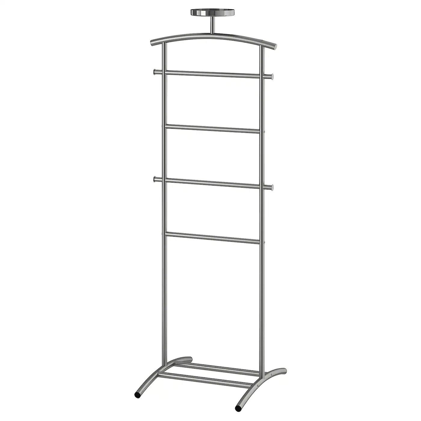 Grundtal Valet Stand Stainless Steel 128 Cm Ikea Switzerland