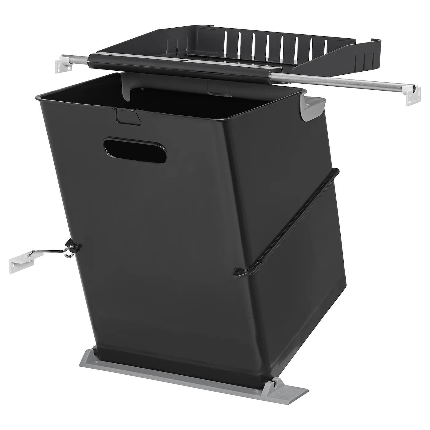 Ebbebo Poubelles Pour Element Avec Porte Ikea Suisse