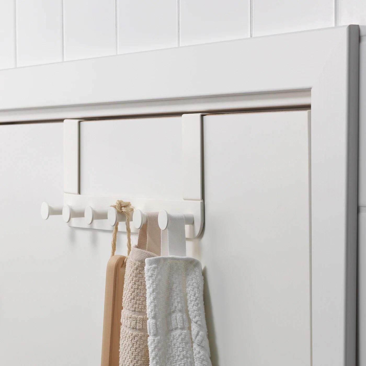 Enudden Patere Pour Porte Blanc Ikea Suisse
