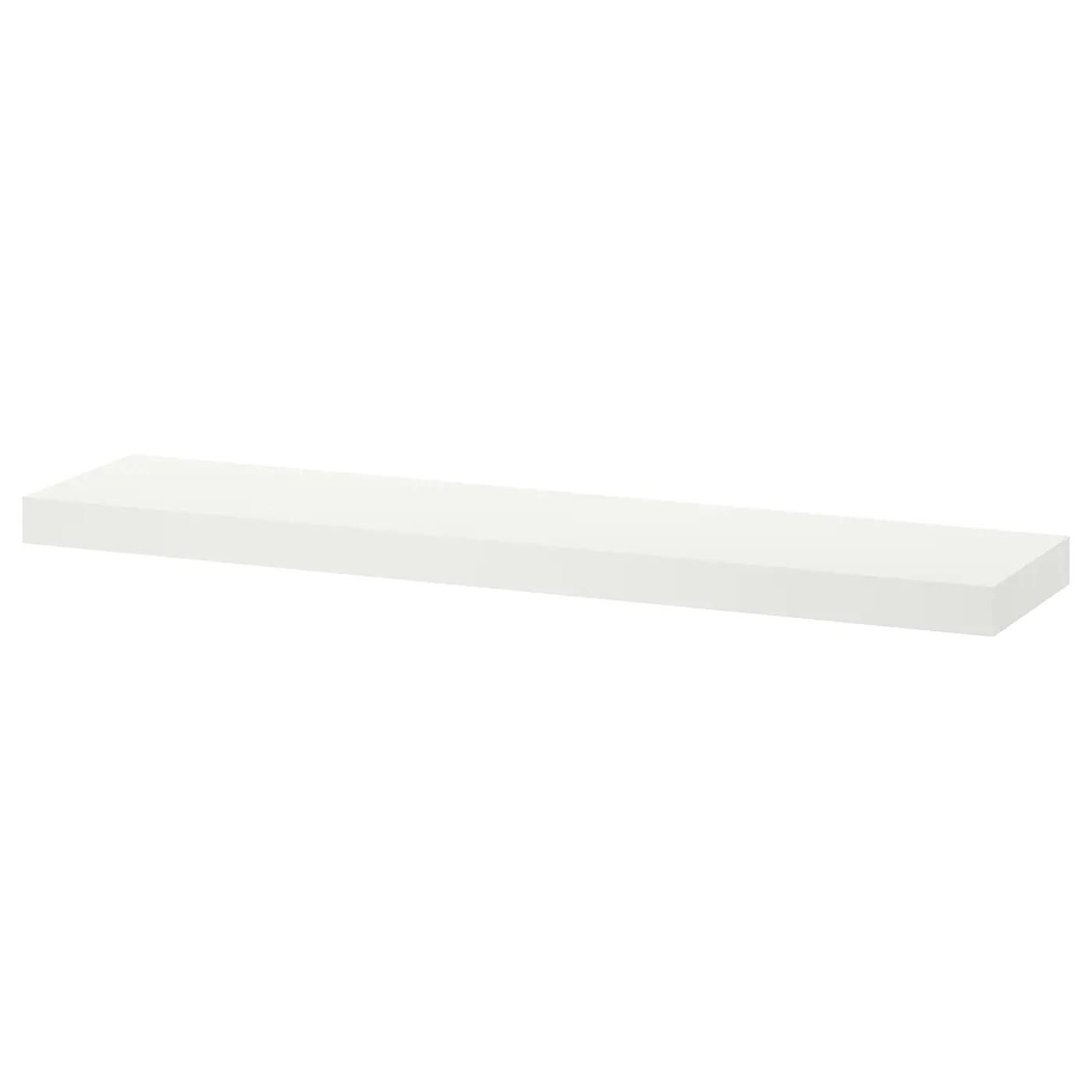 Lack Etagere Murale Blanc 110x26 Cm Ikea Suisse