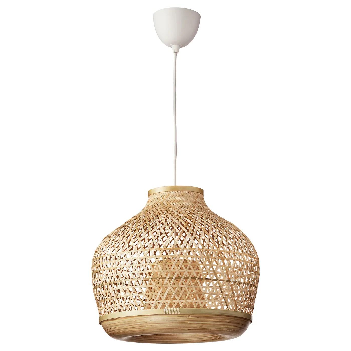 Misterhult Suspension Bambou Fait Main 45 Cm Ikea Suisse