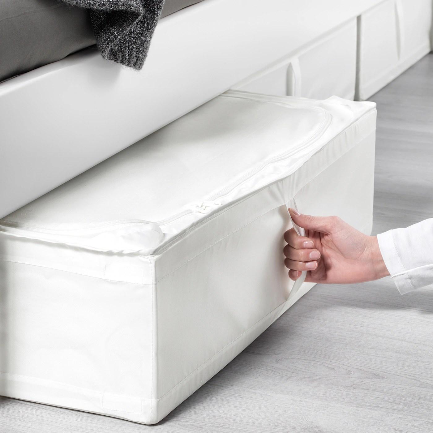 Skubb Sac De Rangement Blanc 69x55x19 Cm Ikea Suisse