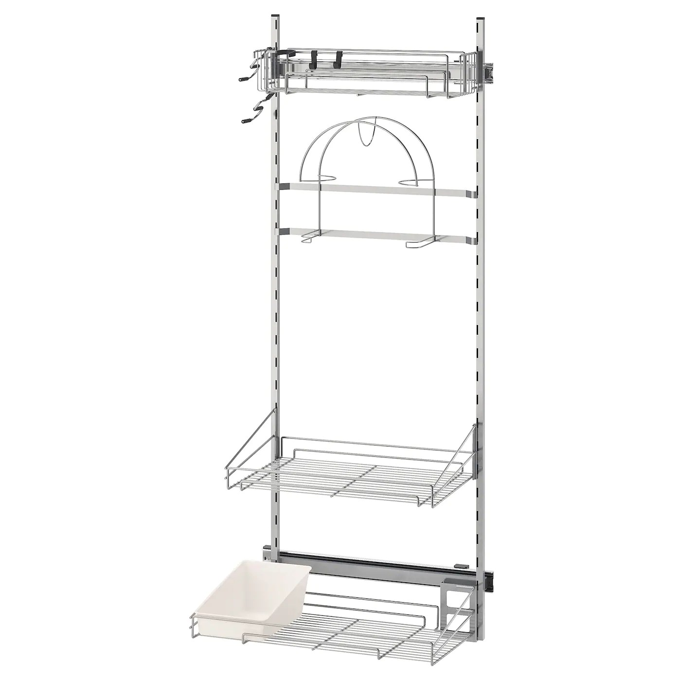 Utrusta Rangement Produits Entretien 140 Cm Ikea Suisse