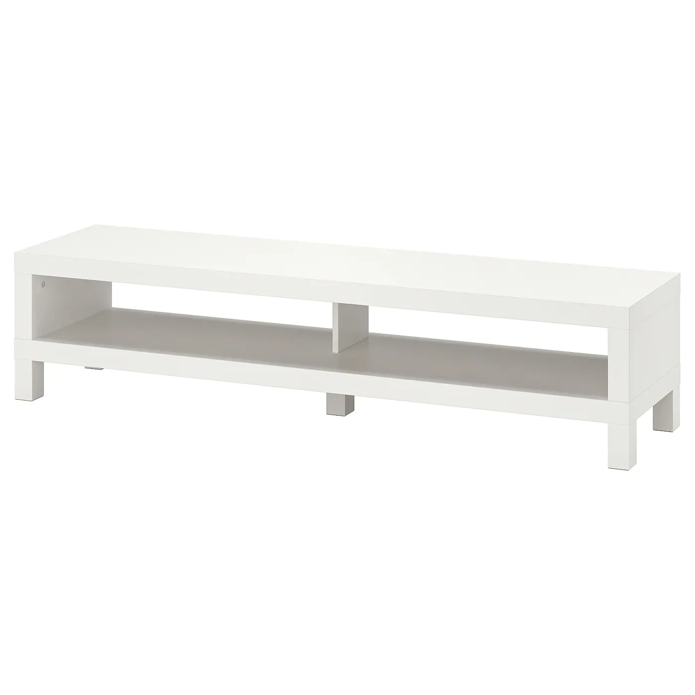 Lack Tv Bench White 160x35x36 Cm Ikea