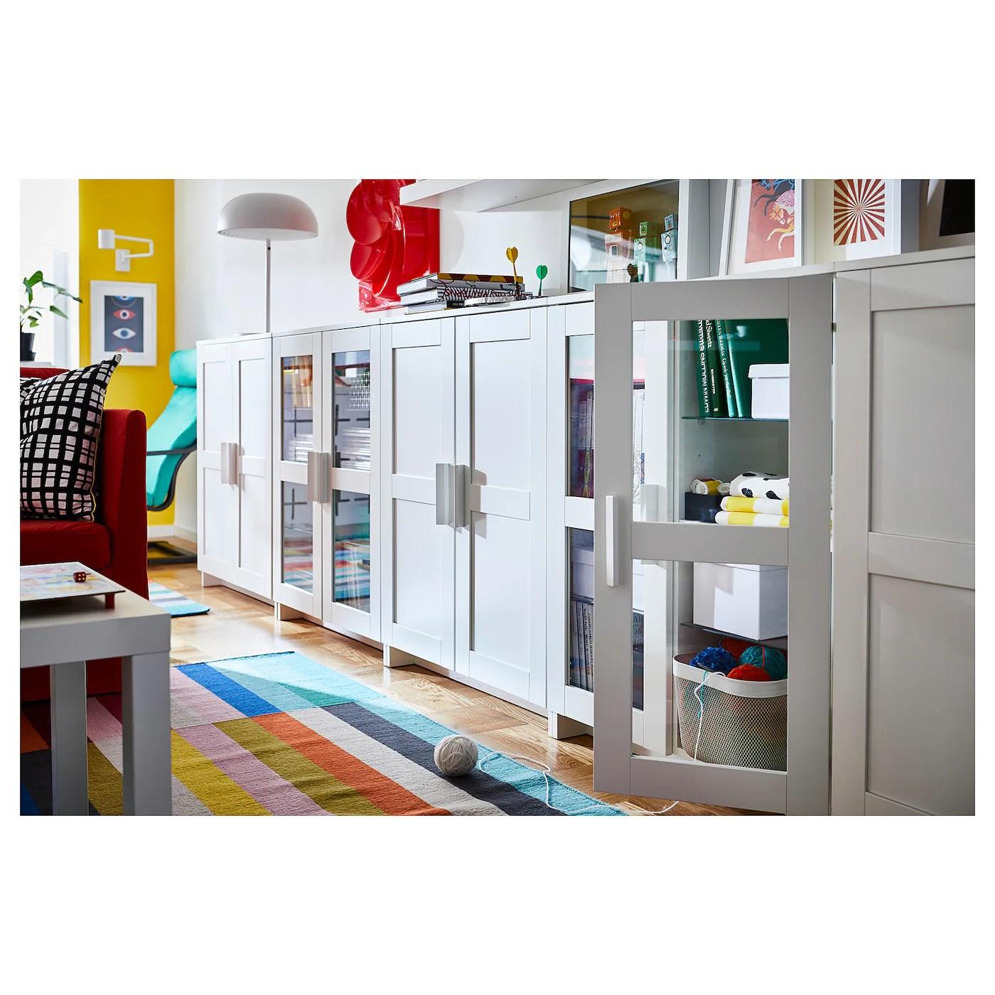 BRIMNES Schrank mit Türen, weiß, 78x95 cm   IKEA Deutschland