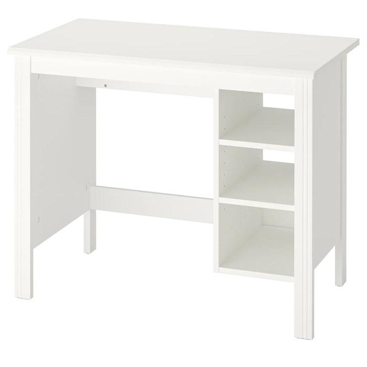 Ikea Schreibtisch Brusali 2021