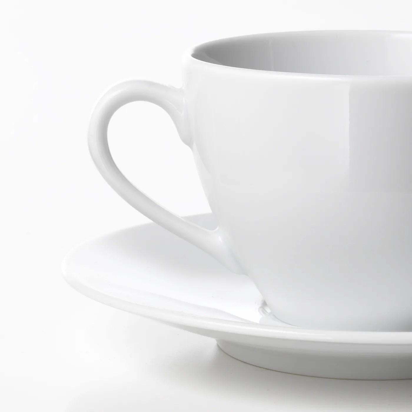 vardera kaffeetasse und untertasse 20 cl