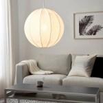 Regnskur Sunneby Loftlampe Hvid Ikea