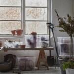 Samla Boks Med Lag Transparent 57x39x28 Cm 45 L Ikea