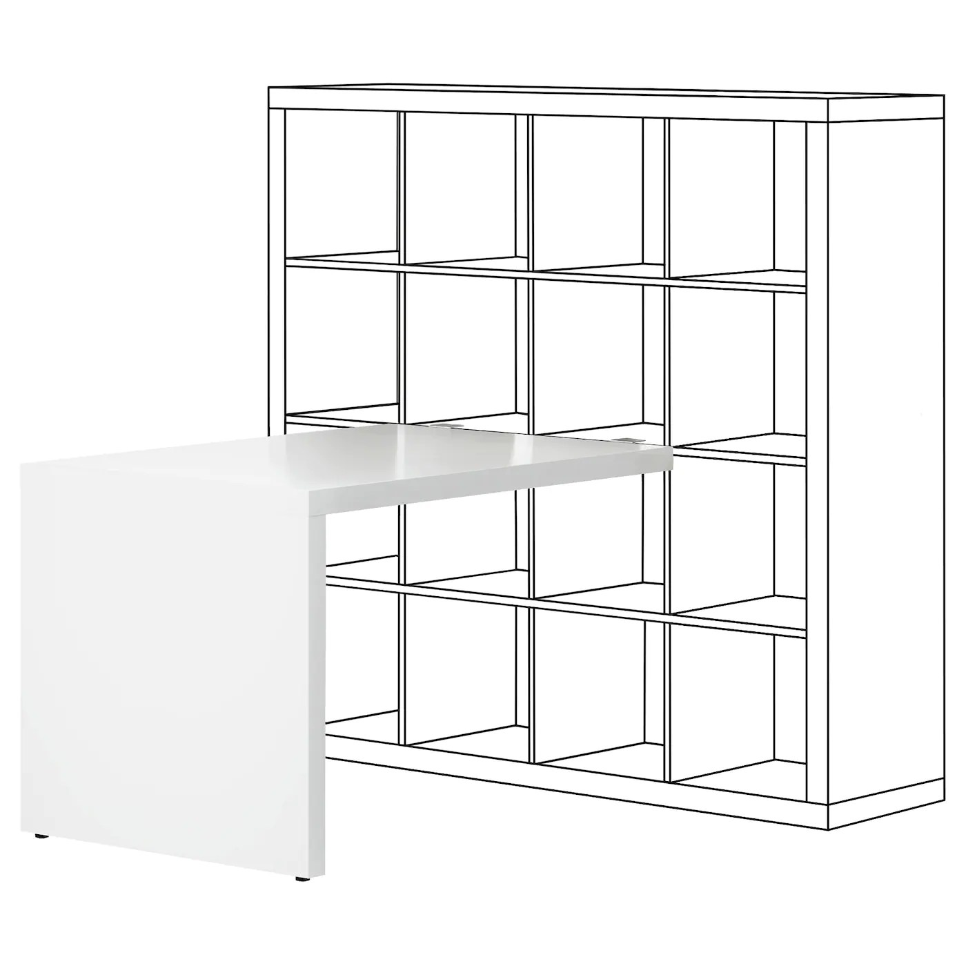 Buy Desk Workstation Tables Bureau Add On Units Online Ikea
