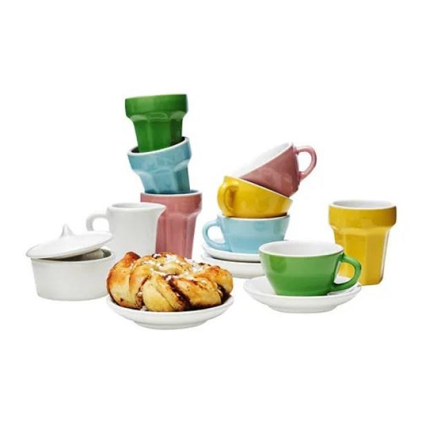DUKTIG Juego de café/té, 10 piezas IKEA
