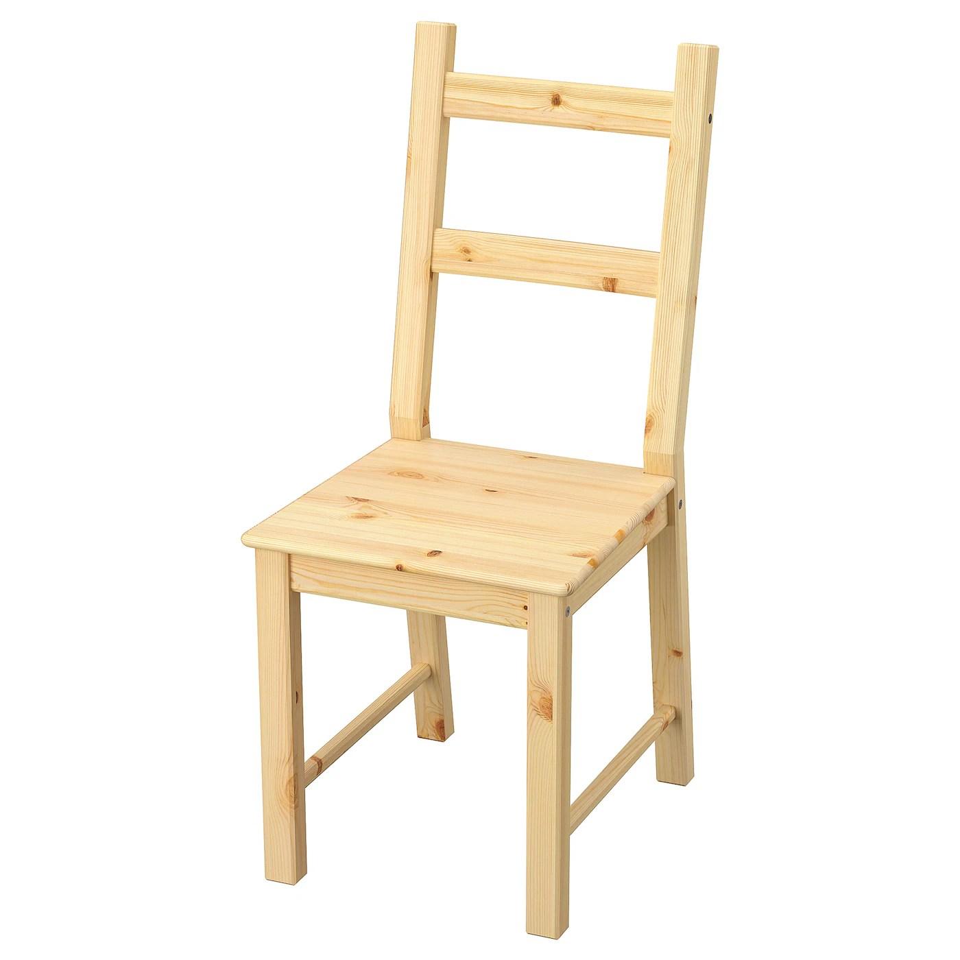 IVAR Silla, pino   IKEA