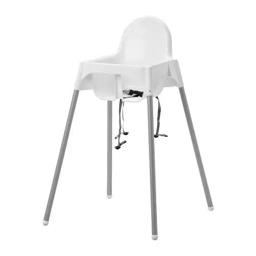 ANTILOP Chaise Haute Avec Ceinture IKEA