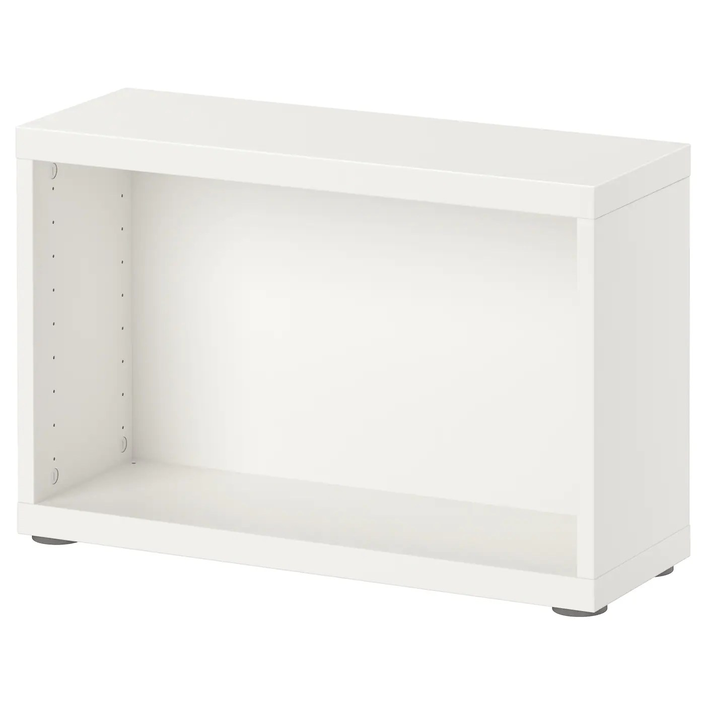 besta structure blanc 60x20x38 cm