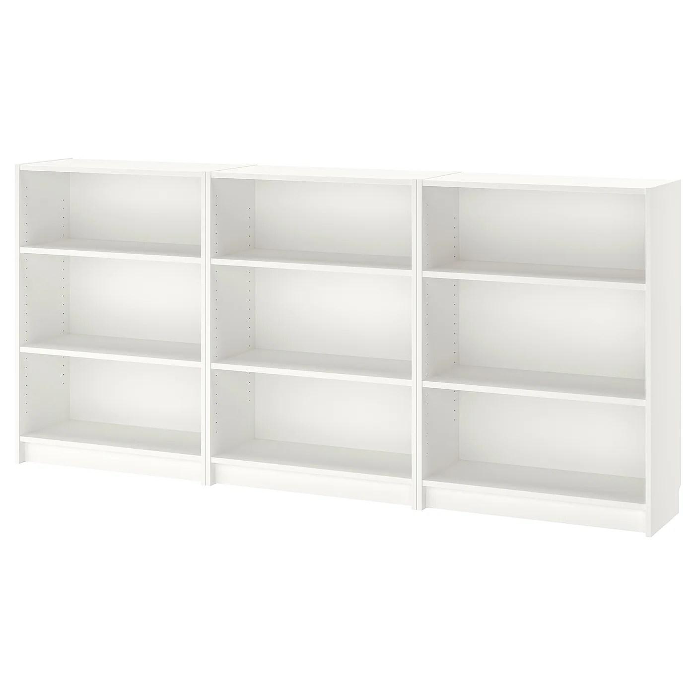Billy Bibliotheque Blanc 240x28x106 Cm Ikea