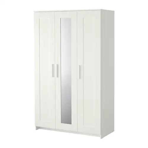 BRIMNES Armoire 3 Portes IKEA