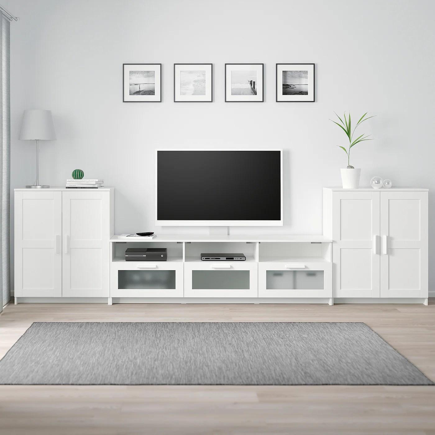 prasina referendum izolirati meuble de television blanc