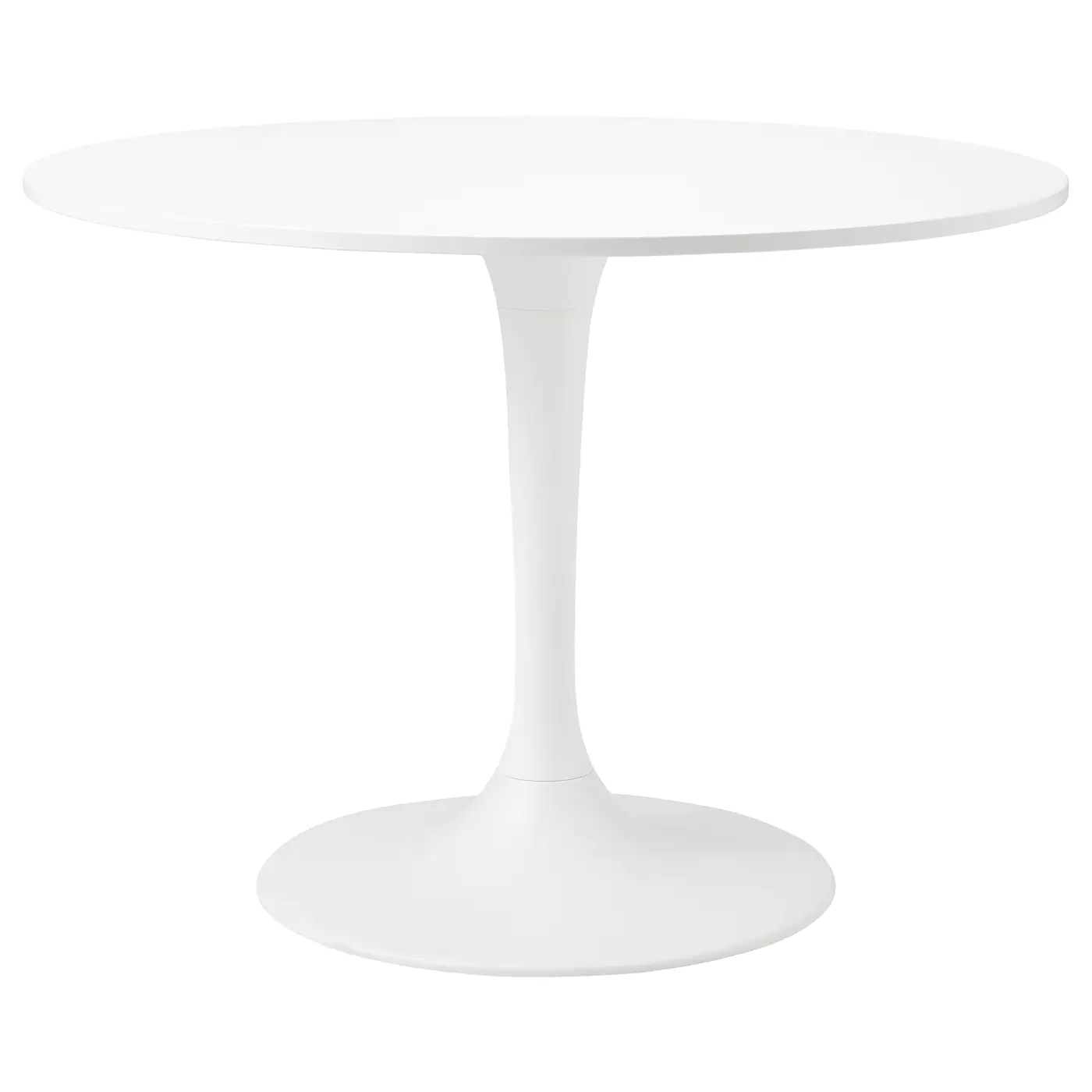 docksta table blanc blanc 103 cm