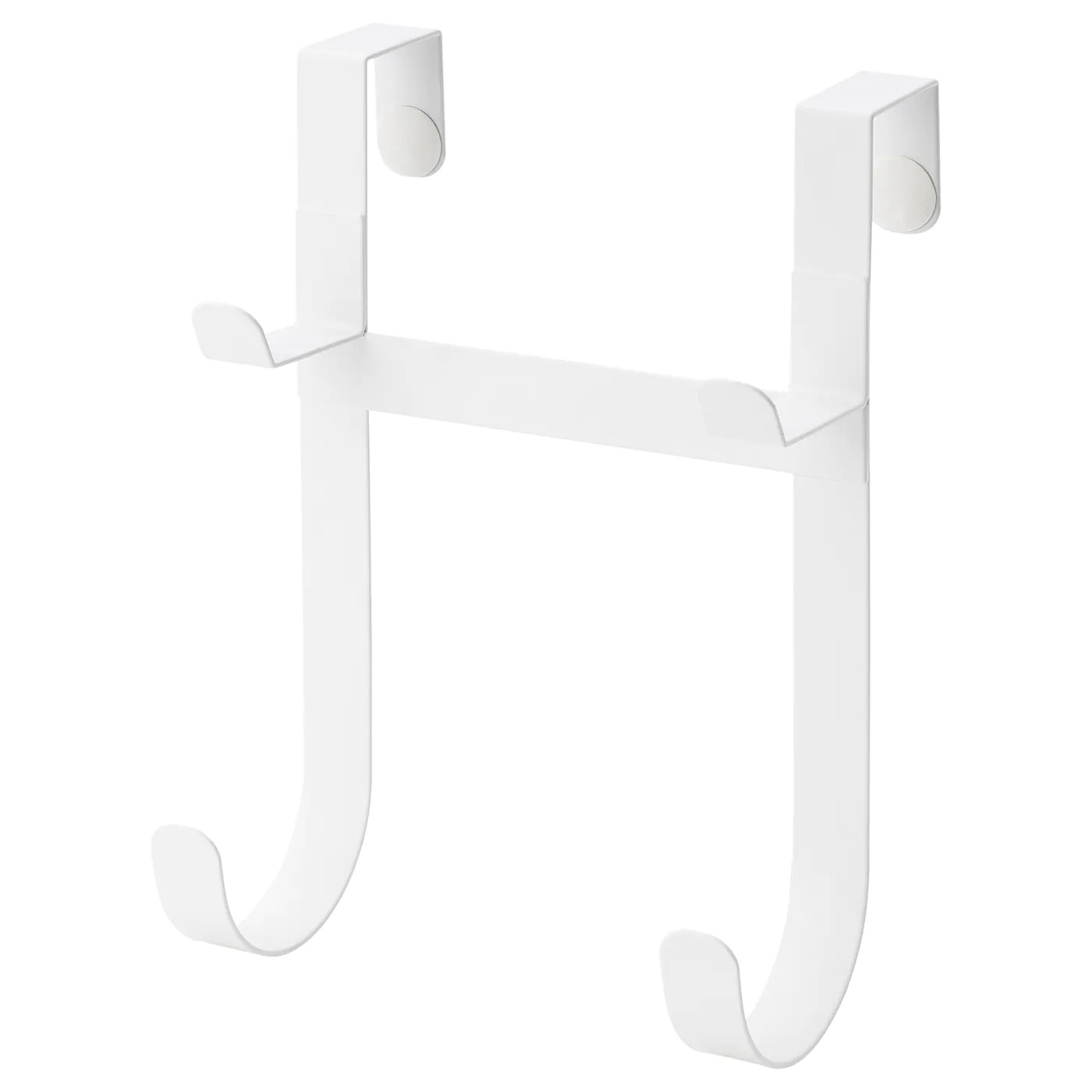 Dumsnack Patere Pour Porte Blanc 20x29 Cm Ikea