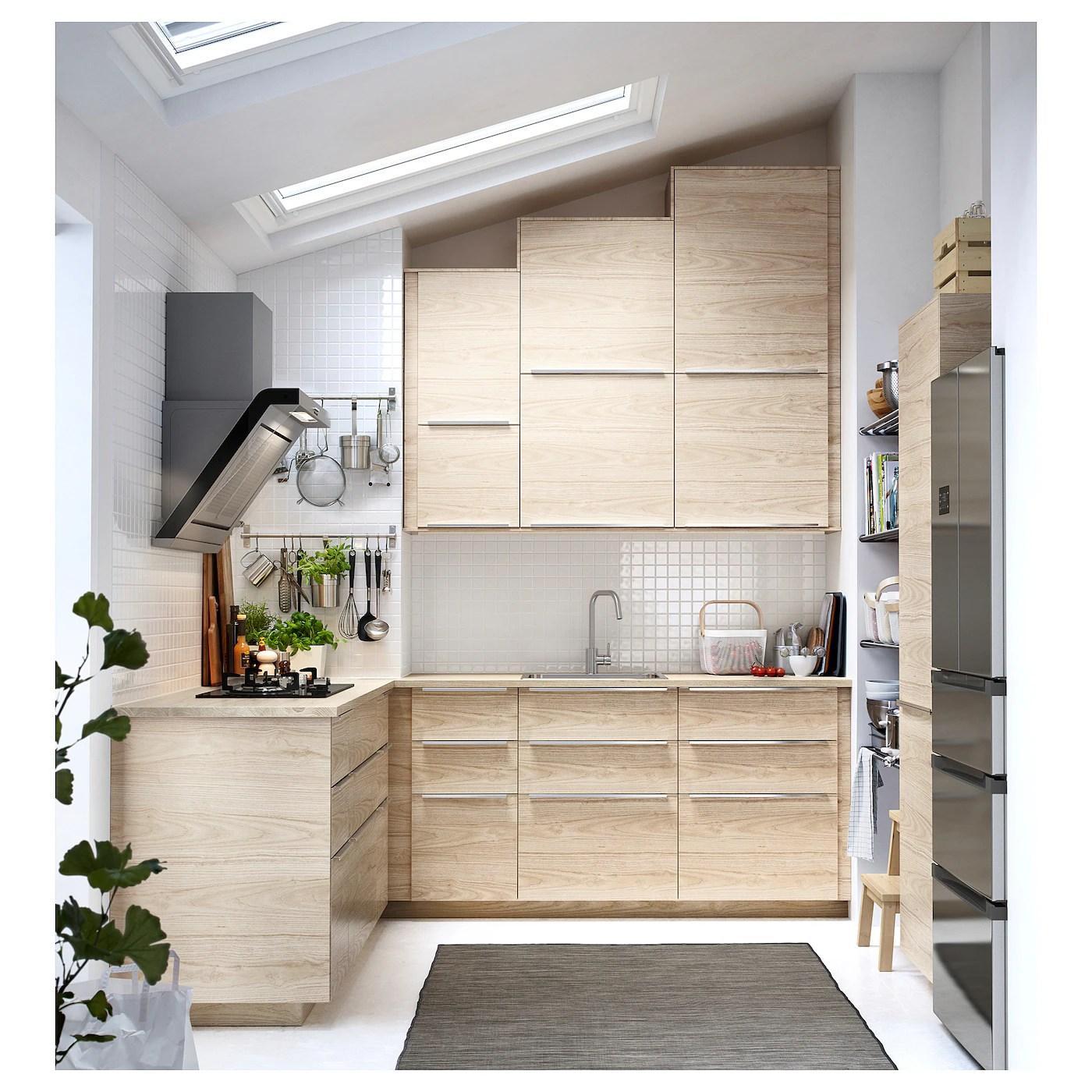 Ekbacken Plan De Travail Decor Frene Stratifie 246x2 Ikea