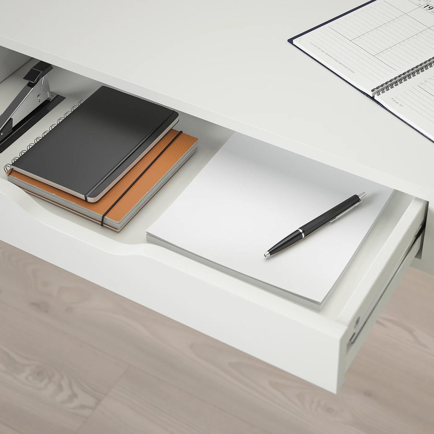 Ekby Alex Ramshult Etagere Murale Blanc Noir 119x29 Cm Ikea