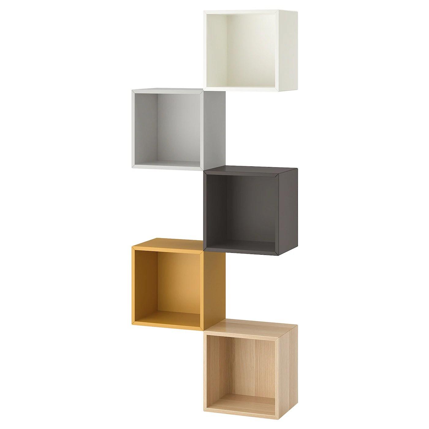 Etageres Murales Cube Ikea