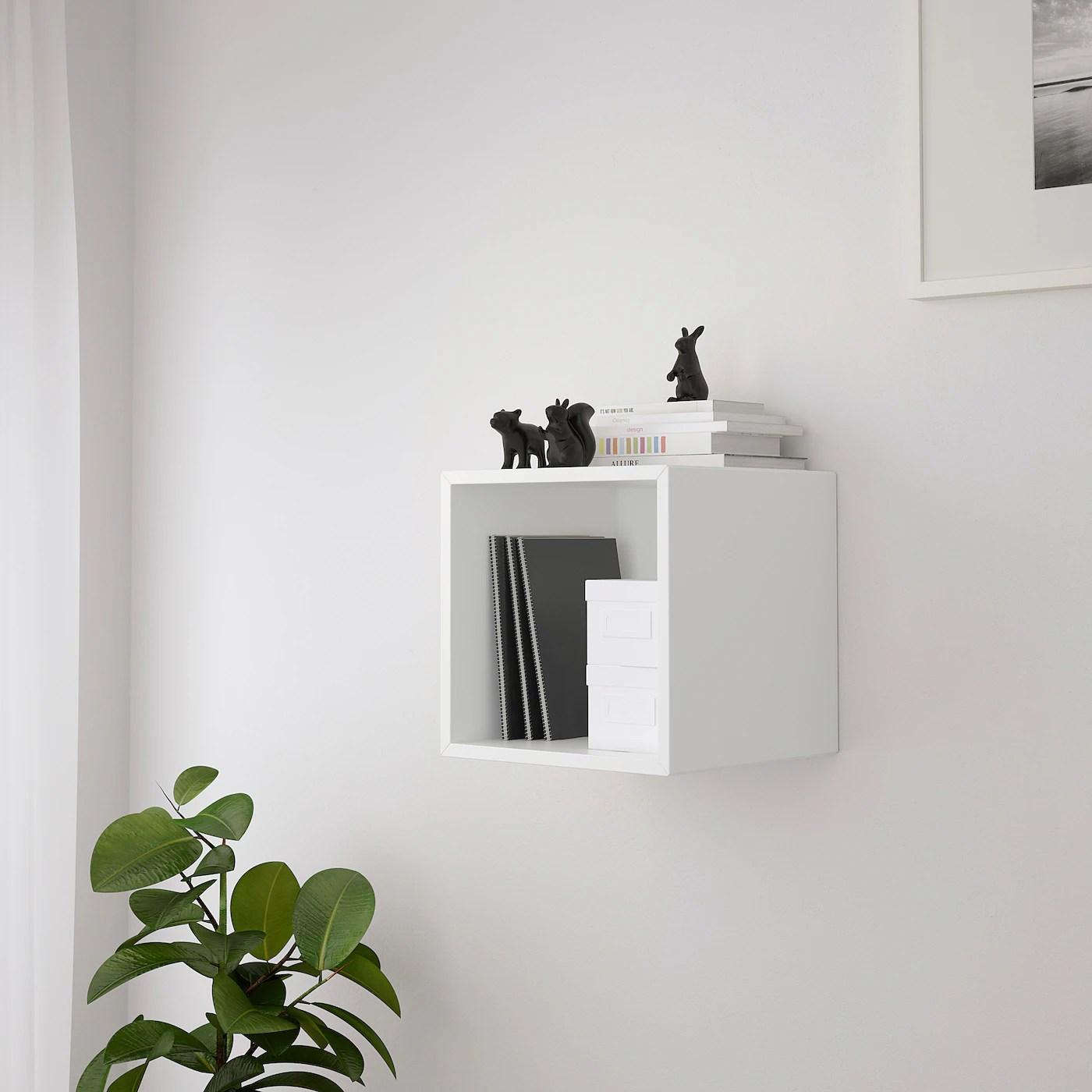 Eket Etagere Murale Blanc Pas Cher Ikea Ikea
