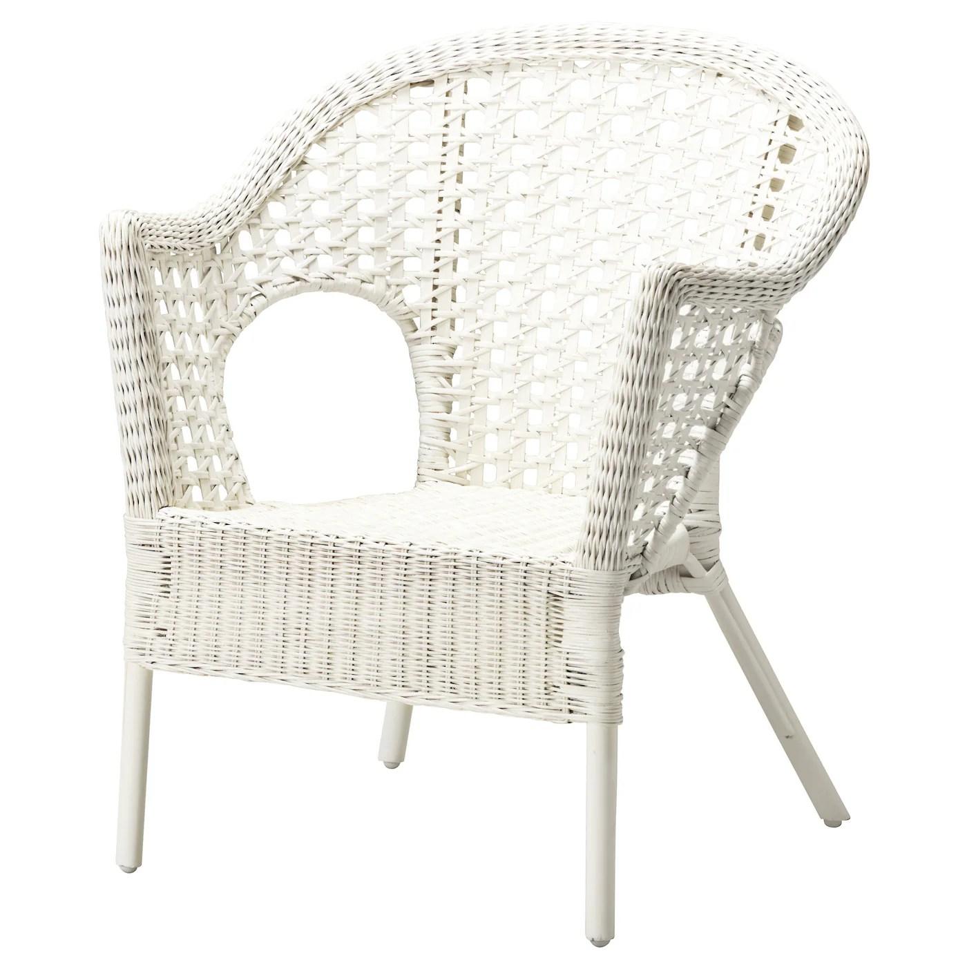 finntorp fauteuil blanc