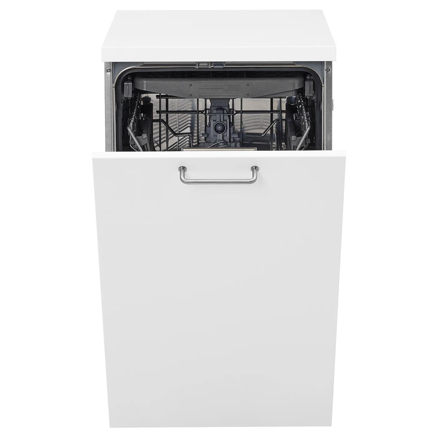 Finputsad Lave Vaisselle Encastrable Ikea 700 45 Cm Ikea