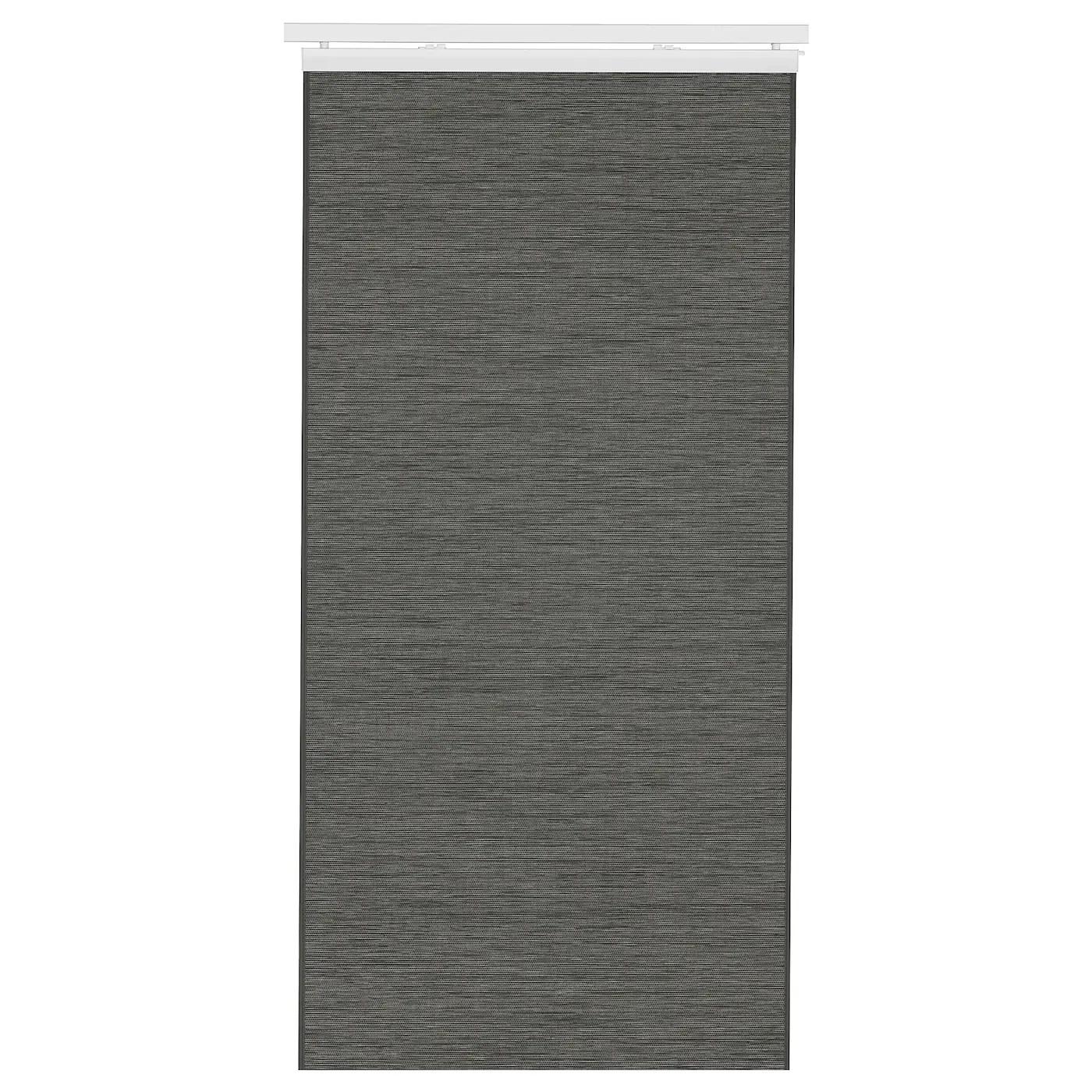 fonsterviva panneau gris fonce 60x300 cm