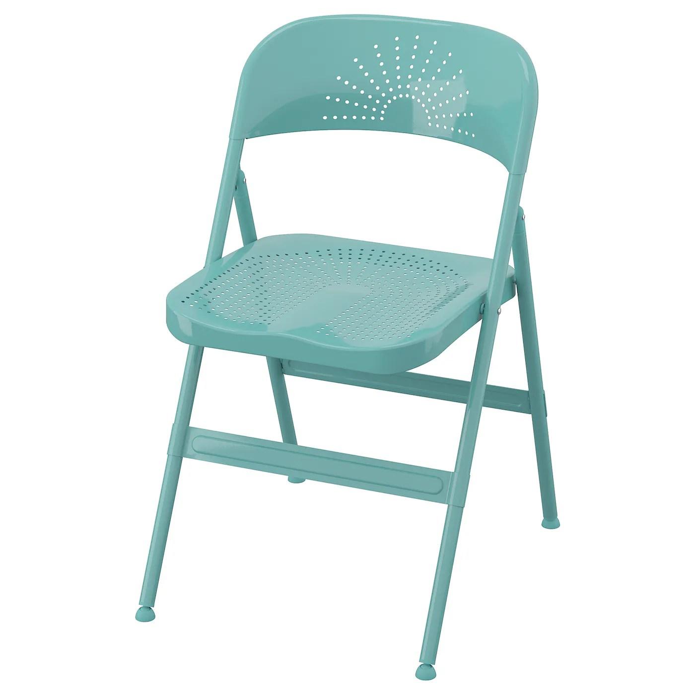 chaises pliantes salle a manger ikea